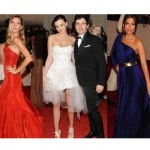Celebrities en el 'Costume Institute Gala 2011'
