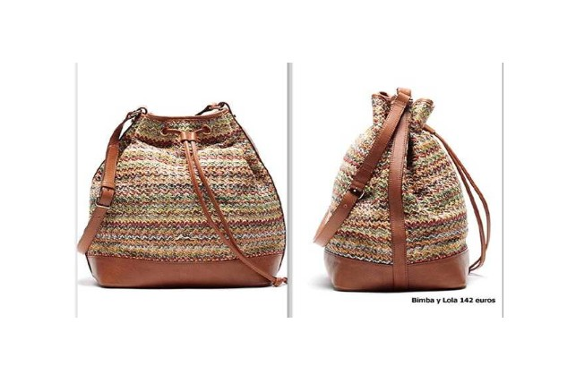 2d160cb311cdf Bolsos de moda  Bowling Summer Collection 2011   Bimba   Lola ...