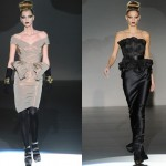 Cibeles Madrid Fashion Week: Hannibal Laguna – Otoño/Invierno 2011-2012