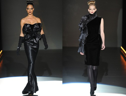 Cibeles Madrid Fashion Week: Hannibal Laguna - Otoño/Invierno 2011-2012