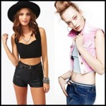 Tendencias 2012: La moda 'Crop Top'