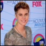 Teen Choice Awards 2012: El look de Justin Bieber