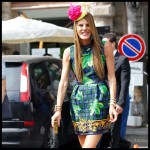 Tendencias 2012: Vestidos con estampado tropical