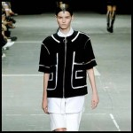 New York Fashion Week: Alexander Wang - Primavera/Verano 2013