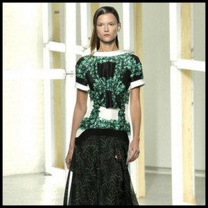 New York Fashion Week: Rodarte – Primavera/Verano 2013