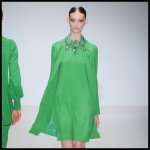 Milán Fashion Week: Gucci - Primavera/Verano 2013
