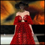 Paris Fashion Week: Alexander McQueen - Primavera/Verano 2013