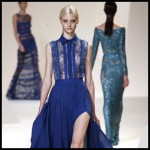 Paris Fashion Week: Elie Saab – Primavera/Verano 2013