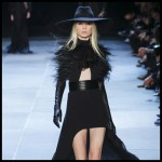 Paris Fashion Week: Yves Saint Laurent - Primavera/Verano 2013
