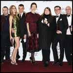 British Fashion Awards 2012