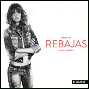 Pull and Bear: Rebajas Enero 2013