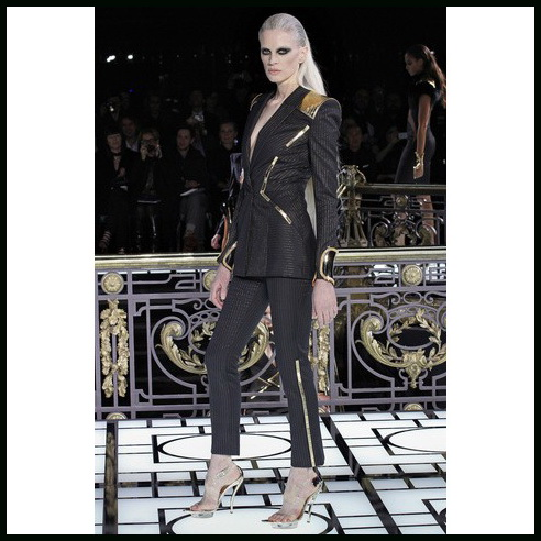 Versace Alta Costura Paris 2013 1