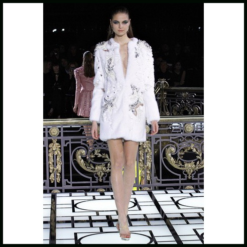 Versace Alta Costura Paris 2013 5
