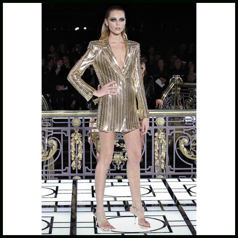 Versace Alta Costura Paris 2013 7