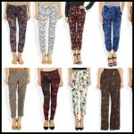 Tendencias 2013: Pantalones multicolor