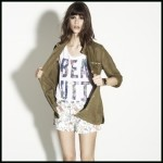 Stradivarius: Lookbook Abril 2013
