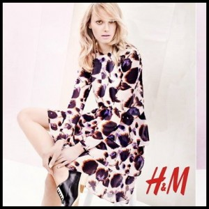 H&M: Vestidos color pastel 2014