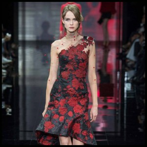Paris Fashion Week: Armani Privé - Otoño/Invierno 2014-2015