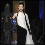 Paris Fashion Week: Jean Paul Gaultier - Otoño/Invierno 2014-2015
