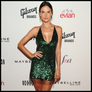 Fashion Media Awards 2014: El look de Alessandra Ambrosio