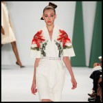 New York Fashion Week: Carolina Herrera - Primavera/Verano 2015