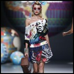 Mercedes Benz Fashion Week Madrid: Desigual - Primavera/Verano 2015