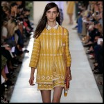 New York Fashion Week: Tory Burch - Primavera/Verano 2015