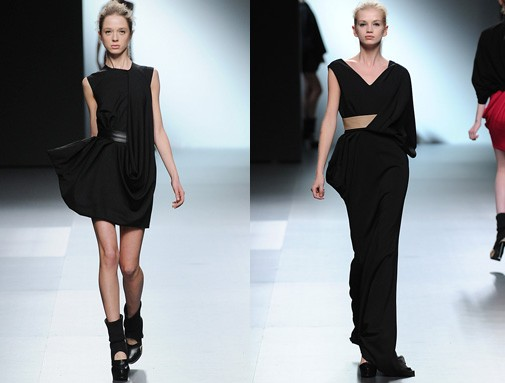 Cibeles Madrid Fashion Week: Otono/Invierno 2011-2012 Amaya Arzuaga
