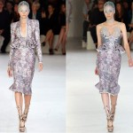 Paris Fashion Week: Alexander McQueen – Primavera/Verano 2012