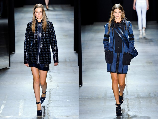 Alexander Wang primavera – verano 2012 New York Fashion Week 4