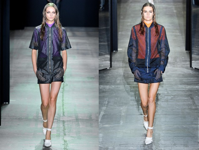 Alexander Wang primavera – verano 2012 New York Fashion Week 9