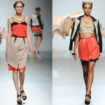 Cibeles Madrid Fashion Week: Ana Locking - Primavera/Verano 2012