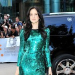 Andrea Riseborough en Dolce & Gabbana 1