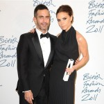 British Fashion Awards 2011: El look de Victoria Beckham