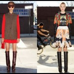 Givenchy: Pre-Fall 2012, realmente espectacular