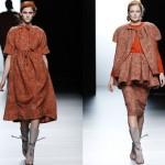 Juanjo Oliva - Cibeles Madrid Fashion Week 1