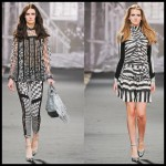 Milan Fashion Week: Just Cavalli - Otoño/Invierno 2012-2013