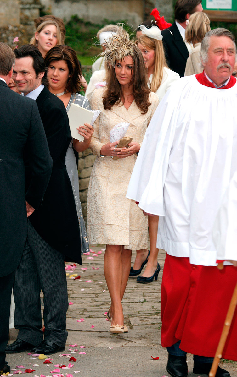 Matrimonio Kate Middleton : El look de kate middleton en la boda zara phillips