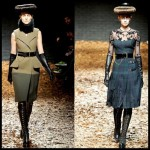 London Fashion Week: Alexander McQueen – 0toño/Invierno 2012