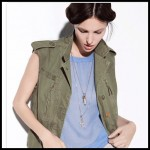 Zara 'Trafaluc': Lookbook Abril 2012