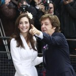 Famosos en la boda de Nancy Shevell y Paul McCartney
