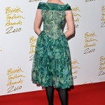 "Celebridades en el ""British Fashion Awards 2010″"