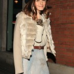 Olivia Palermo y sus looks en el London Fashion Week