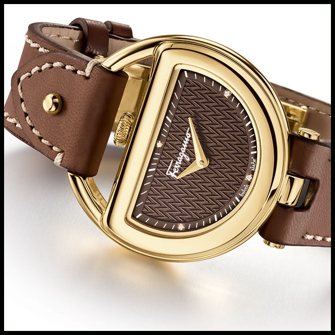 Salvatore Ferragamo Buckle Collection 6