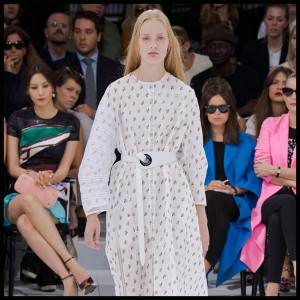Paris Fashion Week: Dior - Primavera/Verano 2015