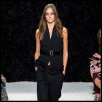 New York Fashion Week: Vera Wang - Primavera/Verano 2015