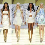 Versace en el Milan Fashion Week